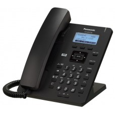 Panasonic KX-HDV130RUB Black, проводной sip-телефон