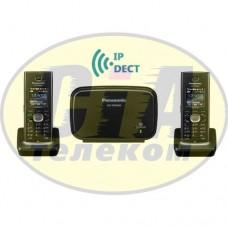 Panasonic KX-TGP600RUB + KX-TPA60RUB - 1шт, комплект SIP-DECT телефонов