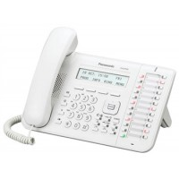 Panasonic KX-DT543RU White, системний телефон