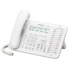Panasonic KX-DT543RU White, системный телефон