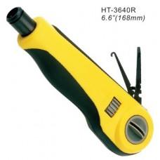 Устройство для забивания витой пары HT-3640R, профессиональное