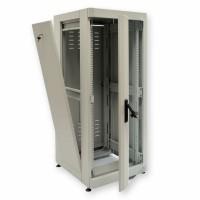 Монтажна шафа 24U, 610х675 мм (Ш * Г), посилена, серія MGSE