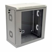 Монтажный шкаф 12U, 600х350х640 мм (Ш*Г*В), акриловое стекло, серия MGSWA