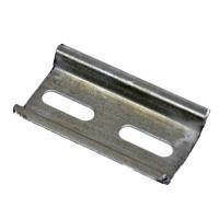 DIN рейка для кріплення термостата
