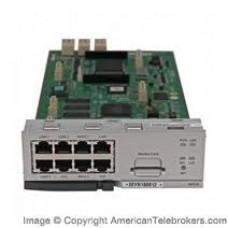 KPOSD-BMP2, плата центрального процессора (LAN, SIO)