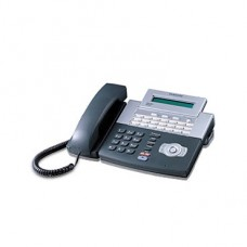 KPDP-14SER, системный телефон 14 программируемых кнопок