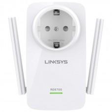 Linksys RE6700 Ретранслятор, беспроводная точка доступа