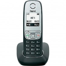 Gigaset A415 Black, радиотелефон DECT