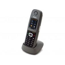 Gigaset R650H PRO,  IP DECT телефон, CAT-IQ 2.0, TFT дисплей