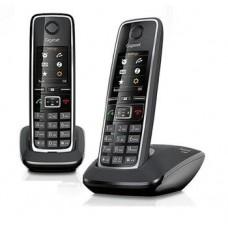 Gigaset C530 DUO Black, радиотелефон DECT