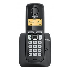 Gigaset A120 Black, радиотелефон DECT