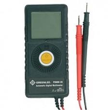 Greenlee PDMM-20 - кишеньковий цифровий мультиметр
