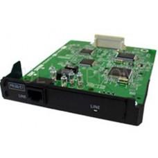 Panasonic KX-NS5290CE, плата цифрового интерфейса с сигнализацией ISDN PRI EDSS-1/QSIG