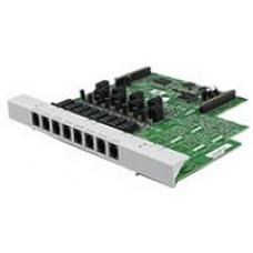 Panasonic KX-TE82474X, плата 8 внутренних аналоговых линий