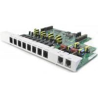 Panasonic KX-TE82480X, плата 2 внешних аналоговых (СО) и 8 внутренних аналоговых линий