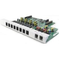 Panasonic KX-TE82480X, плата 2 зовнішніх аналогових (СО) і 8 внутрішніх аналогових ліній