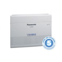 Panasonic KX-TEM824UA, аналоговая гибридная АТС
