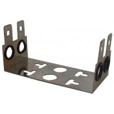 Монтажний хомут для кріплення на стіну 2 плинтов (20 пар)