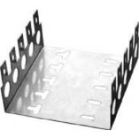 Монтажный хомут для крепления на стену 5 плинтов (50 пар)