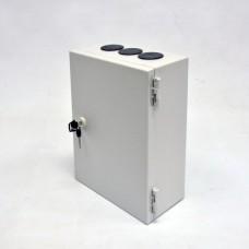 Коробка настенная на 100 пар, размеры: 190х210х105мм (Ш*Г*В) EPNew