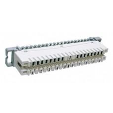 Плінт що розмикається на 10 пар, маркування 1-0, ZPAS