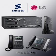 Установка и обслуживание АТС и IP АТС Ericsson-LG