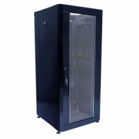 Монтажный шкаф 24U, 610х675 мм (Ш*Г), усиленный, серия MGSE