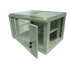 Шкаф коммутационный настенный 9U 600x450 разборной