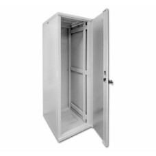 Шкаф коммутационный напольный 24U 600x600 разборной ш(62)*г(62)*в(130)