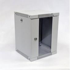 """Монтажна шафа 10"""", 8U, 320х300х425 мм (Ш*Г*В)"""