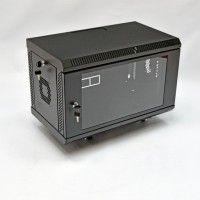 Шкаф 6U, 620х350х373 мм (Ш*Г*В), акриловое стекло, серия MGSWA