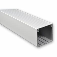 Короб пластиковый, размеры: 100x100, MK-elektric